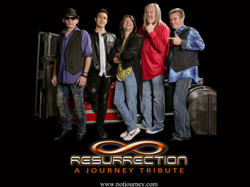 Resurrection - A Journey Tribute